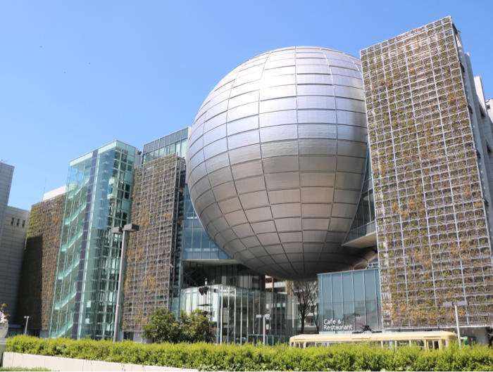 みんなで名古屋市科学館へお出かけ&お誕生日会もみんなでね_b0175688_20342964.jpg