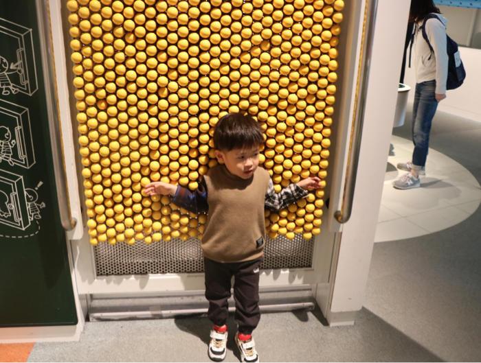 みんなで名古屋市科学館へお出かけ&お誕生日会もみんなでね_b0175688_20384200.jpg