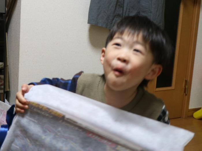 みんなで名古屋市科学館へお出かけ&お誕生日会もみんなでね_b0175688_20482803.jpg