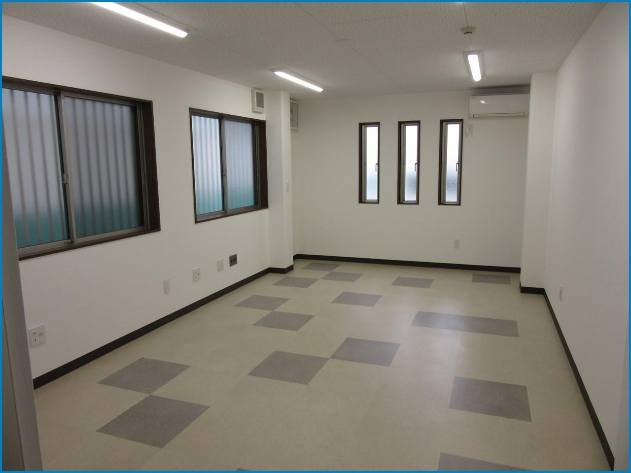 サンシャインテニスプラザ・クラブハウス増築工事_c0376508_14575751.jpg