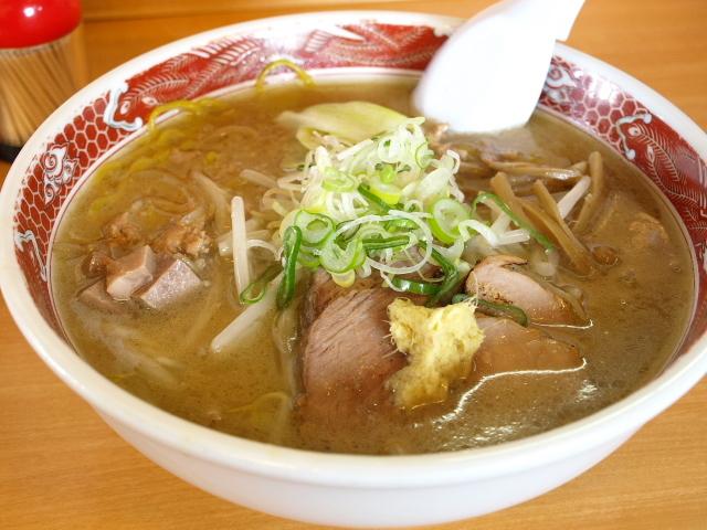 麺屋 朱雀 その3(味噌ラーメン)_d0153062_09415755.jpg