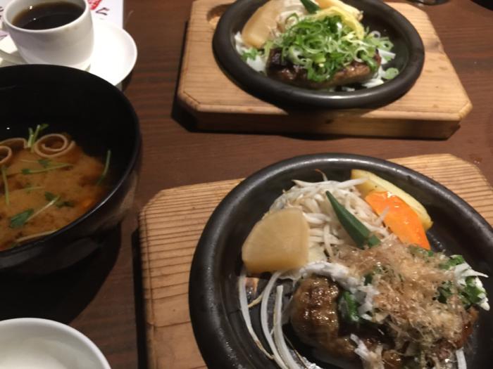 今日はカフェに夕飯にと、外食三昧の1日、岡崎もまた楽し〜_b0175688_21543022.jpg