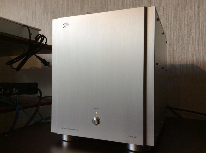 フルバランス構成のプリアンプ AUDIO DESIGN (オーディオデザイン) DCP-240 を試聴できます。_b0292692_14041930.jpg