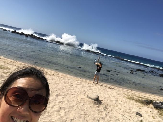 2019お正月ハワイ島!~アワビにロブスターで贅沢BBQ~_f0011498_18153298.jpg