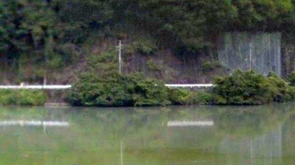 コミック「ゆるキャン△」舞台探訪004 志摩リン 早川町の静かの湖、雨畑へ 第7巻第38話_e0304702_07514254.jpg