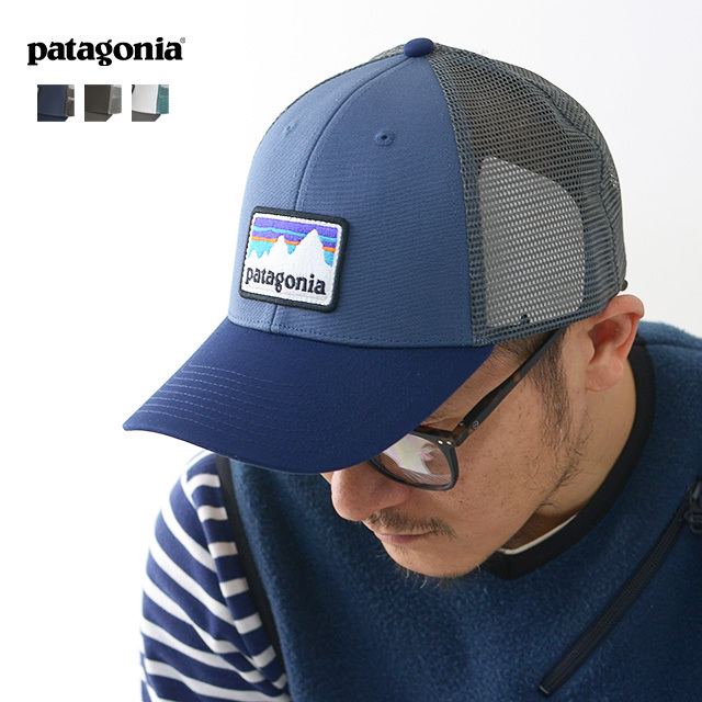 47f226cb Patagonia [パタゴニア] Shop Sticker Patch LoPro Trucker Hat [38182 ...