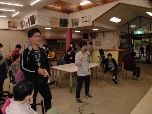 4/10 調理実習&日中活動_a0154110_08274122.jpg