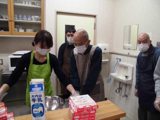 4/10 調理実習&日中活動_a0154110_08275320.jpg