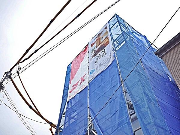 荒川の家Ⅲ 構造見学会_c0019551_08562001.jpg
