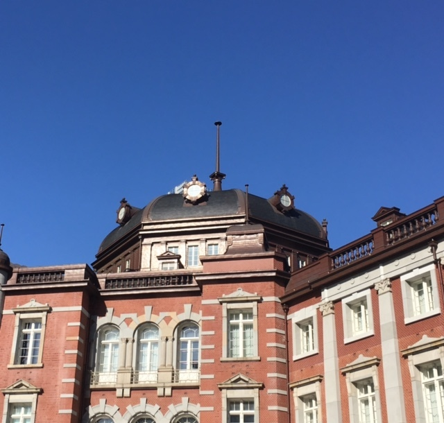 TOKYO STATION GALLERY  煉瓦と歴史の魅力_a0165160_18483811.jpg