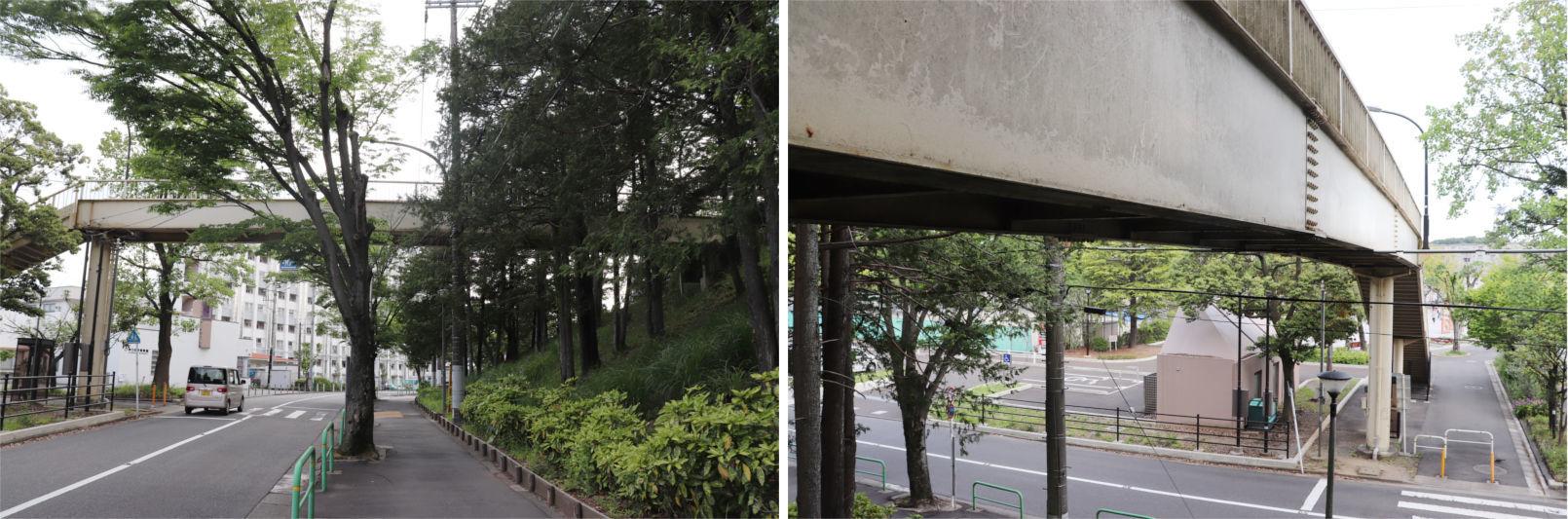 [多摩NTの橋ぜんぶ撮影PJ] No.81~85 永山地区の橋_a0332275_23083199.jpg