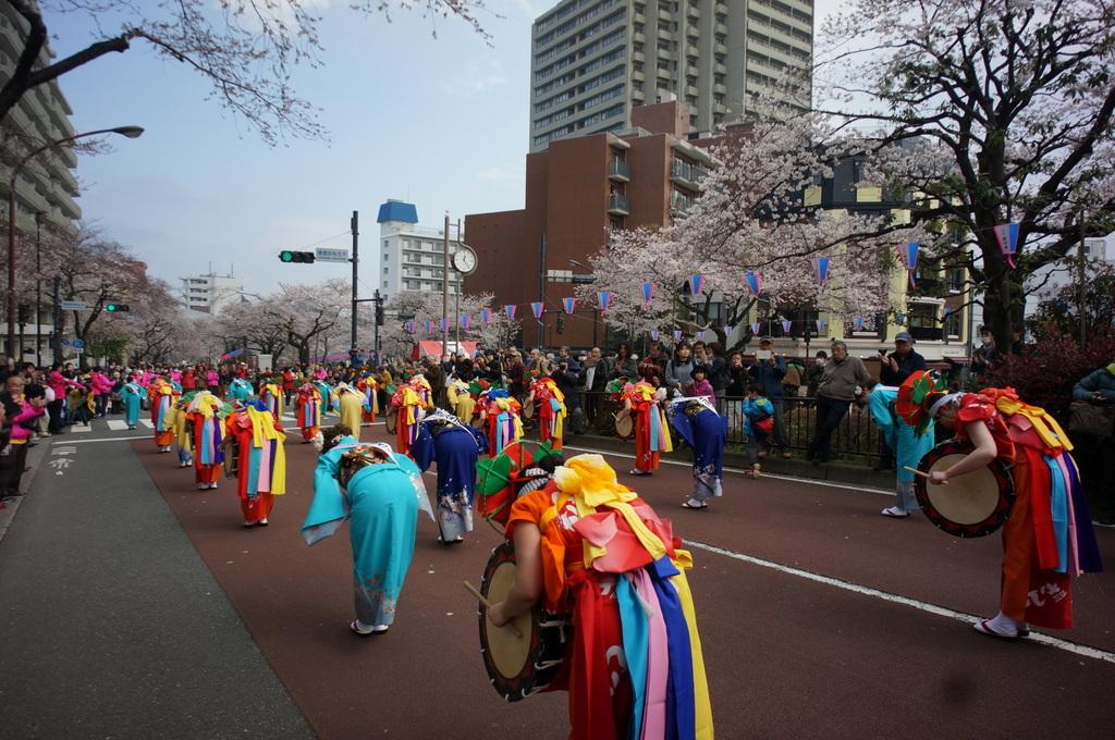 文京さくら祭り@播磨さくら坂 3/31_c0180686_08272422.jpg
