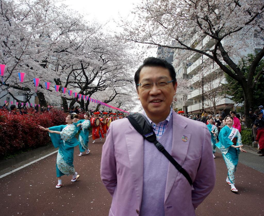 文京さくら祭り@播磨さくら坂 3/31_c0180686_08283079.jpg