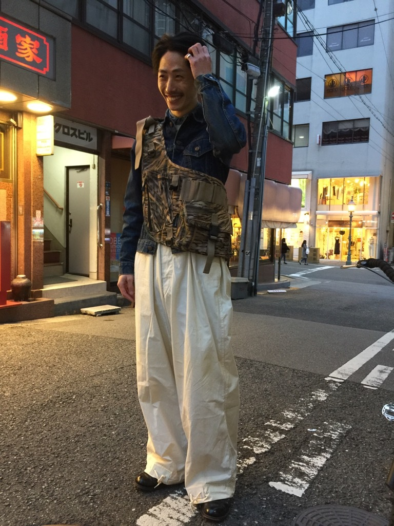 マグネッツ神戸店 4/13(土)服飾雑貨入荷! #4 Classic OutDoor Bag!!!_c0078587_18360998.jpg