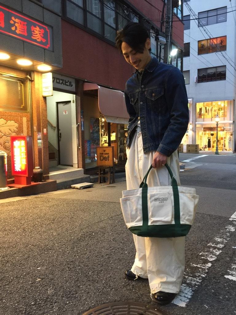 マグネッツ神戸店 4/13(土)服飾雑貨入荷! #4 Classic OutDoor Bag!!!_c0078587_18364788.jpg