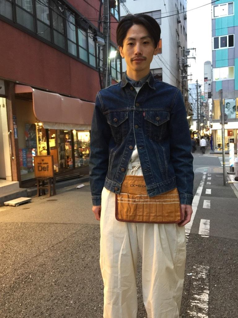 マグネッツ神戸店 4/13(土)服飾雑貨入荷! #4 Classic OutDoor Bag!!!_c0078587_18372739.jpg