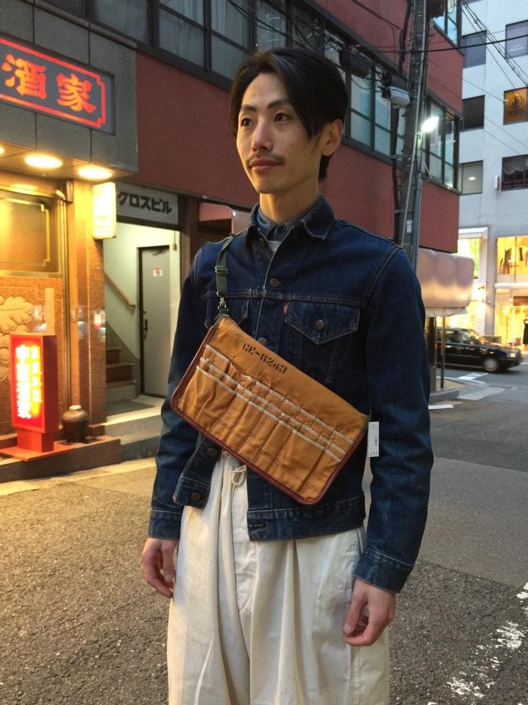 マグネッツ神戸店 4/13(土)服飾雑貨入荷! #4 Classic OutDoor Bag!!!_c0078587_18372758.jpg
