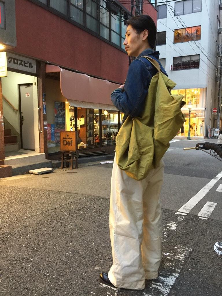マグネッツ神戸店 4/13(土)服飾雑貨入荷! #4 Classic OutDoor Bag!!!_c0078587_18375343.jpg