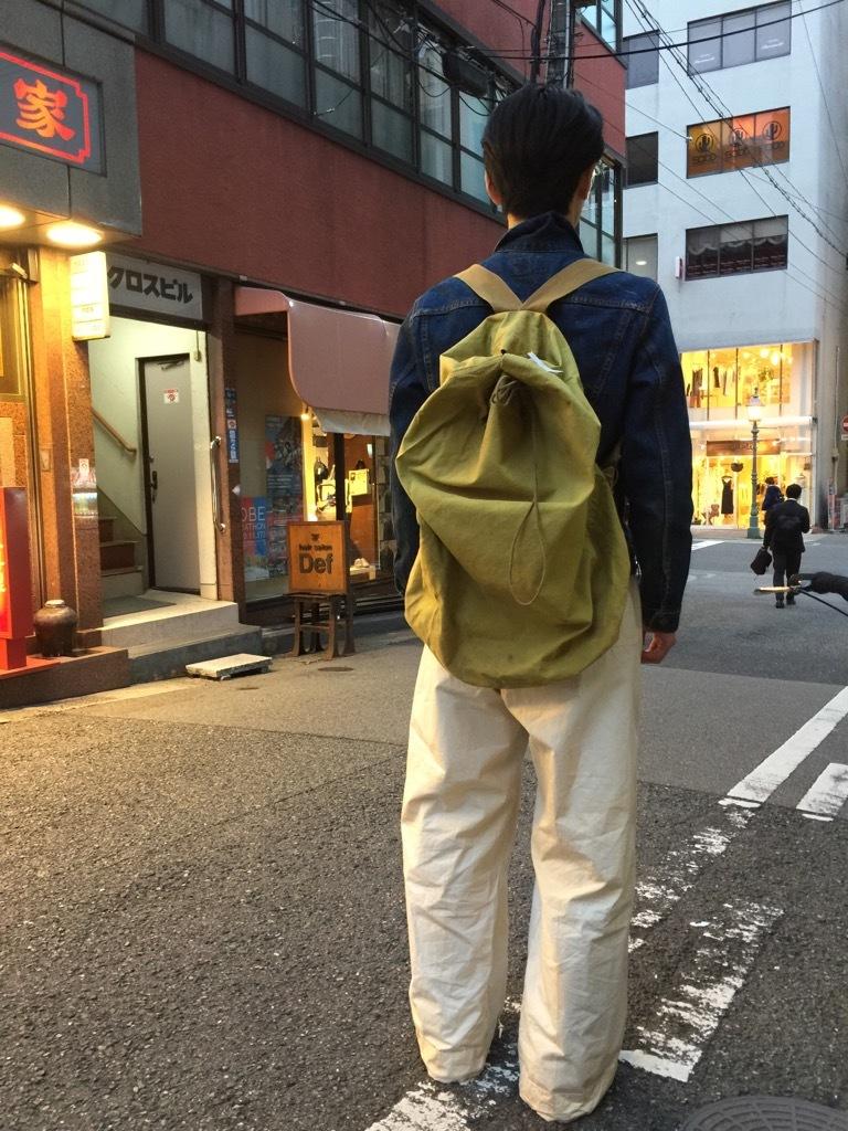 マグネッツ神戸店 4/13(土)服飾雑貨入荷! #4 Classic OutDoor Bag!!!_c0078587_18375349.jpg