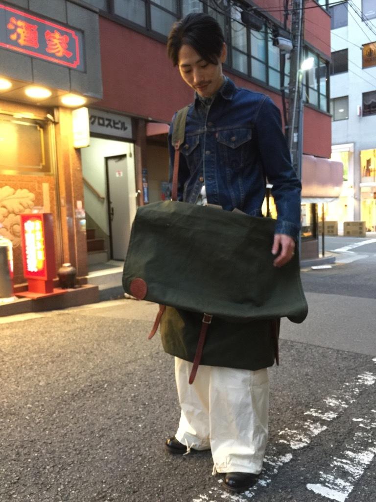 マグネッツ神戸店 4/13(土)服飾雑貨入荷! #4 Classic OutDoor Bag!!!_c0078587_18381984.jpg