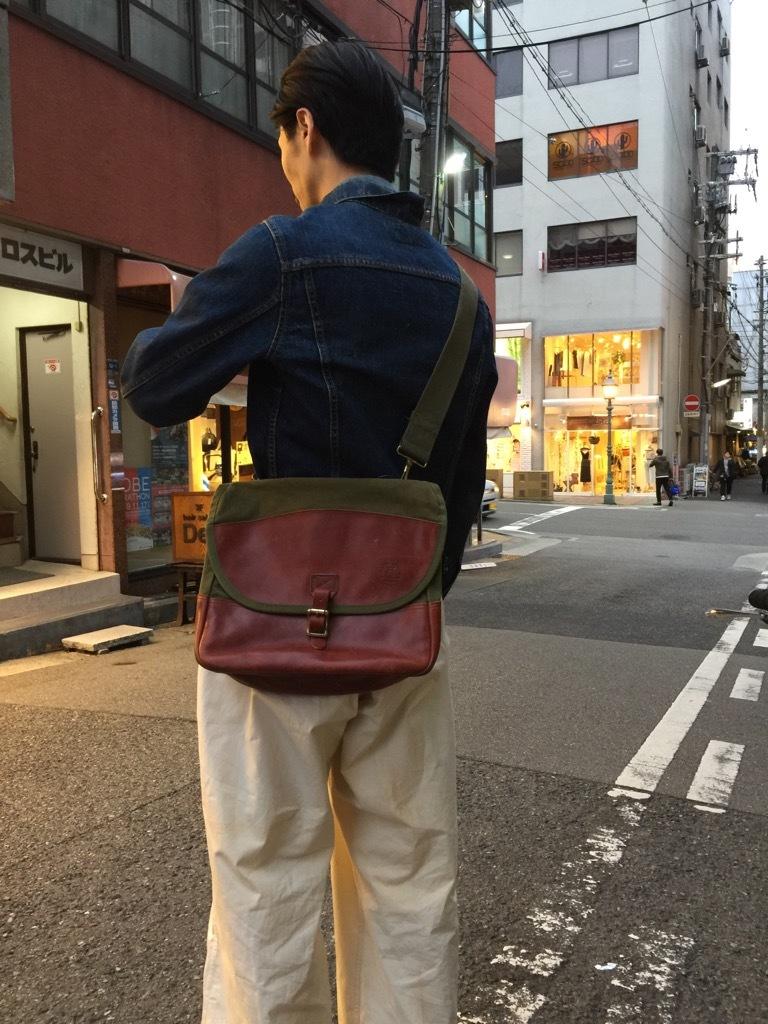 マグネッツ神戸店 4/13(土)服飾雑貨入荷! #4 Classic OutDoor Bag!!!_c0078587_18384996.jpg