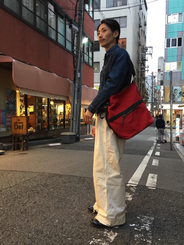 マグネッツ神戸店 4/13(土)服飾雑貨入荷! #4 Classic OutDoor Bag!!!_c0078587_18391082.jpg