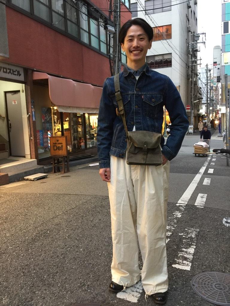 マグネッツ神戸店 4/13(土)服飾雑貨入荷! #7 Military Bag!!!_c0078587_18393242.jpg