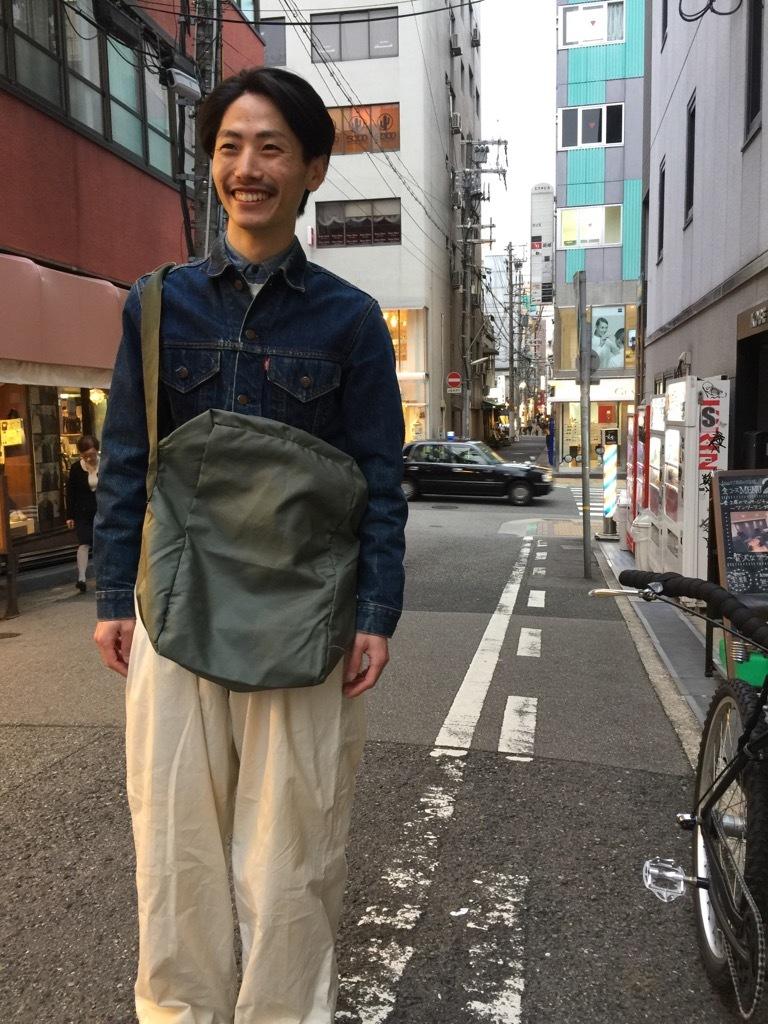 マグネッツ神戸店 4/13(土)服飾雑貨入荷! #7 Military Bag!!!_c0078587_18394906.jpg