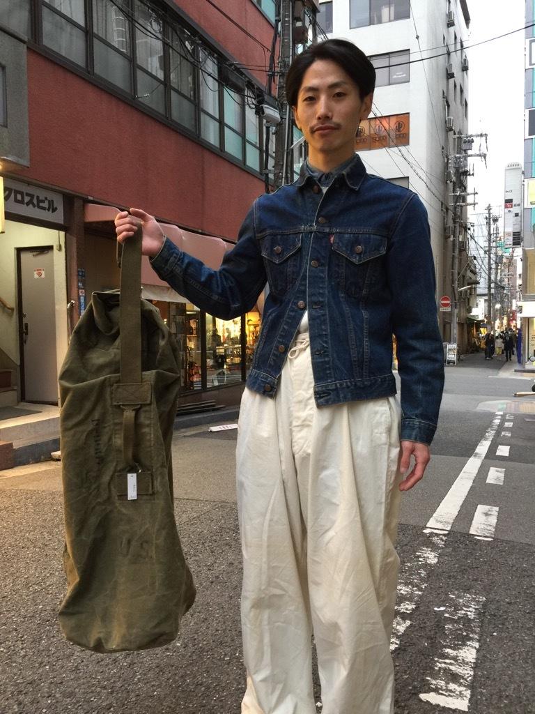 マグネッツ神戸店 4/13(土)服飾雑貨入荷! #7 Military Bag!!!_c0078587_18402571.jpg