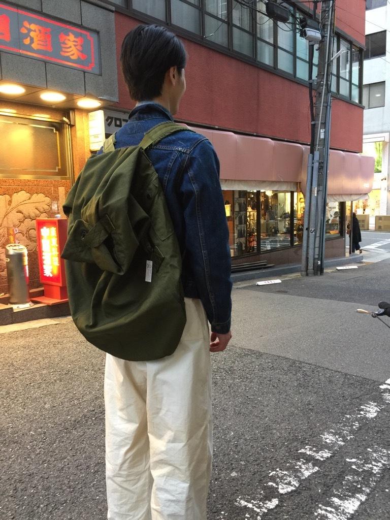 マグネッツ神戸店 4/13(土)服飾雑貨入荷! #7 Military Bag!!!_c0078587_18402675.jpg