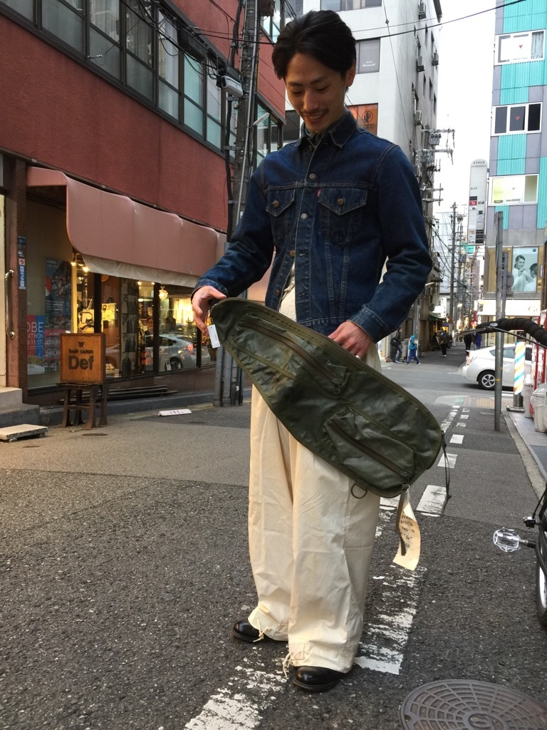 マグネッツ神戸店 4/13(土)服飾雑貨入荷! #7 Military Bag!!!_c0078587_18410431.jpg