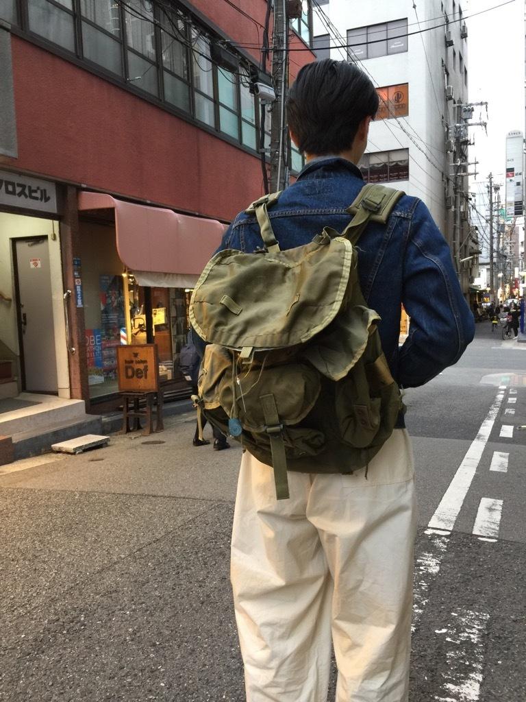 マグネッツ神戸店 4/13(土)服飾雑貨入荷! #7 Military Bag!!!_c0078587_18413887.jpg