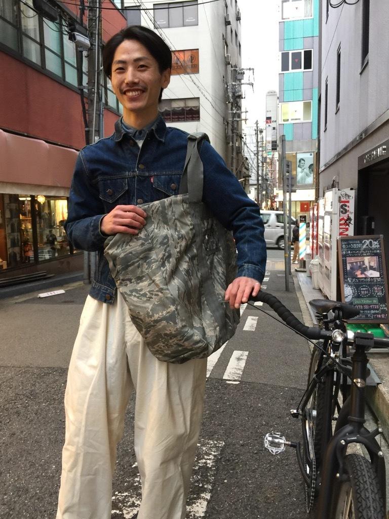 マグネッツ神戸店 4/13(土)服飾雑貨入荷! #7 Military Bag!!!_c0078587_18421359.jpg