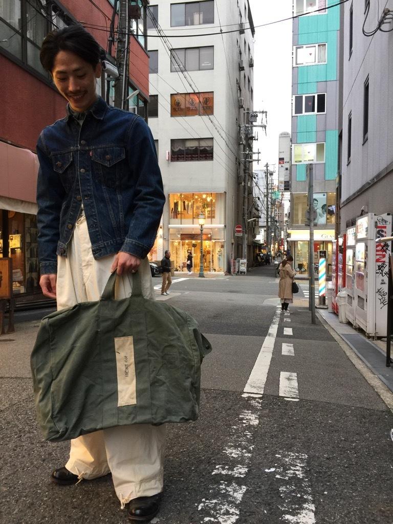 マグネッツ神戸店 4/13(土)服飾雑貨入荷! #7 Military Bag!!!_c0078587_18434811.jpg