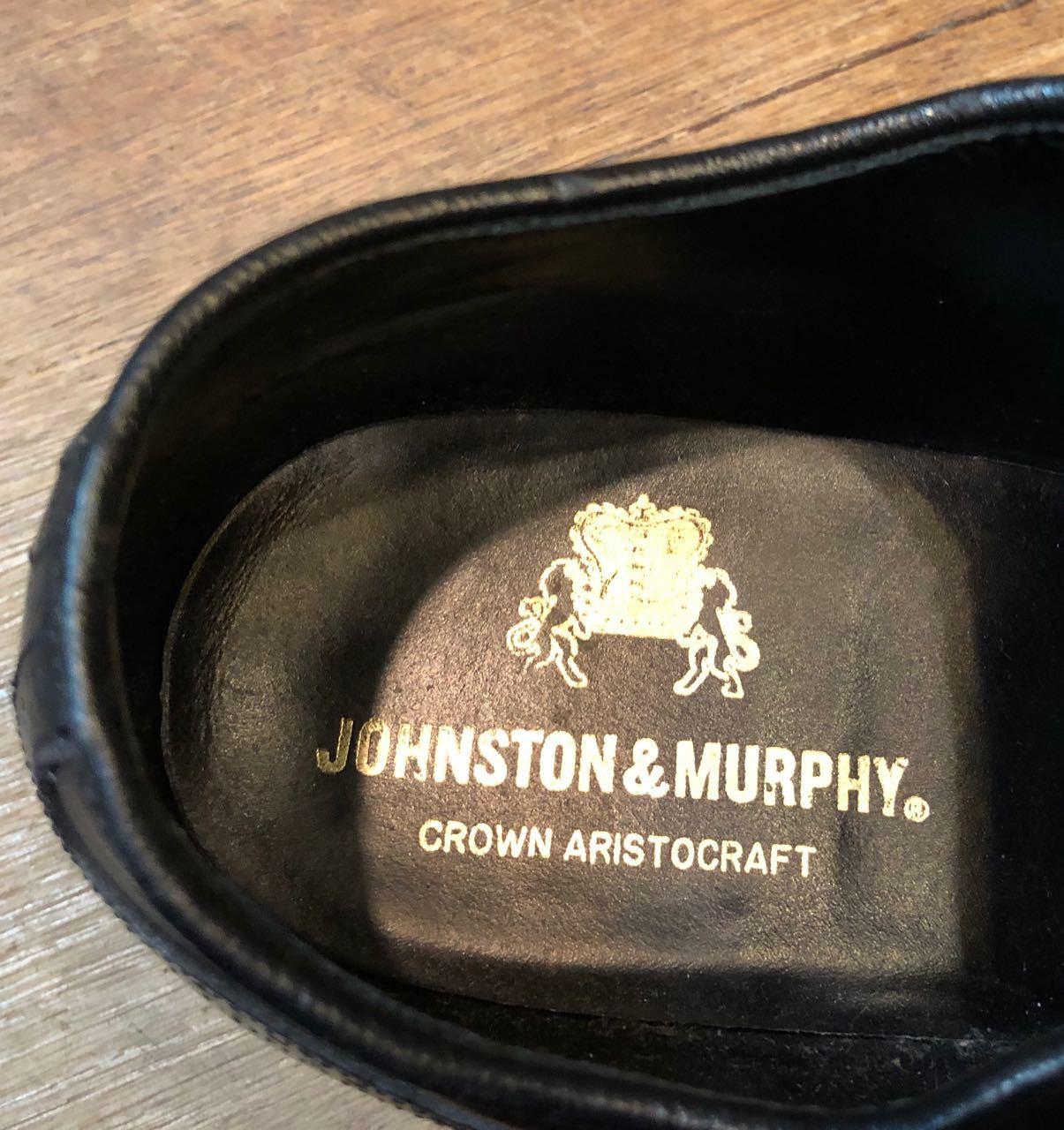 4月13日(土)入荷!USED ジョンストン&マーフィー CROWN ARISTOCRAFT !_c0144020_13392702.jpg