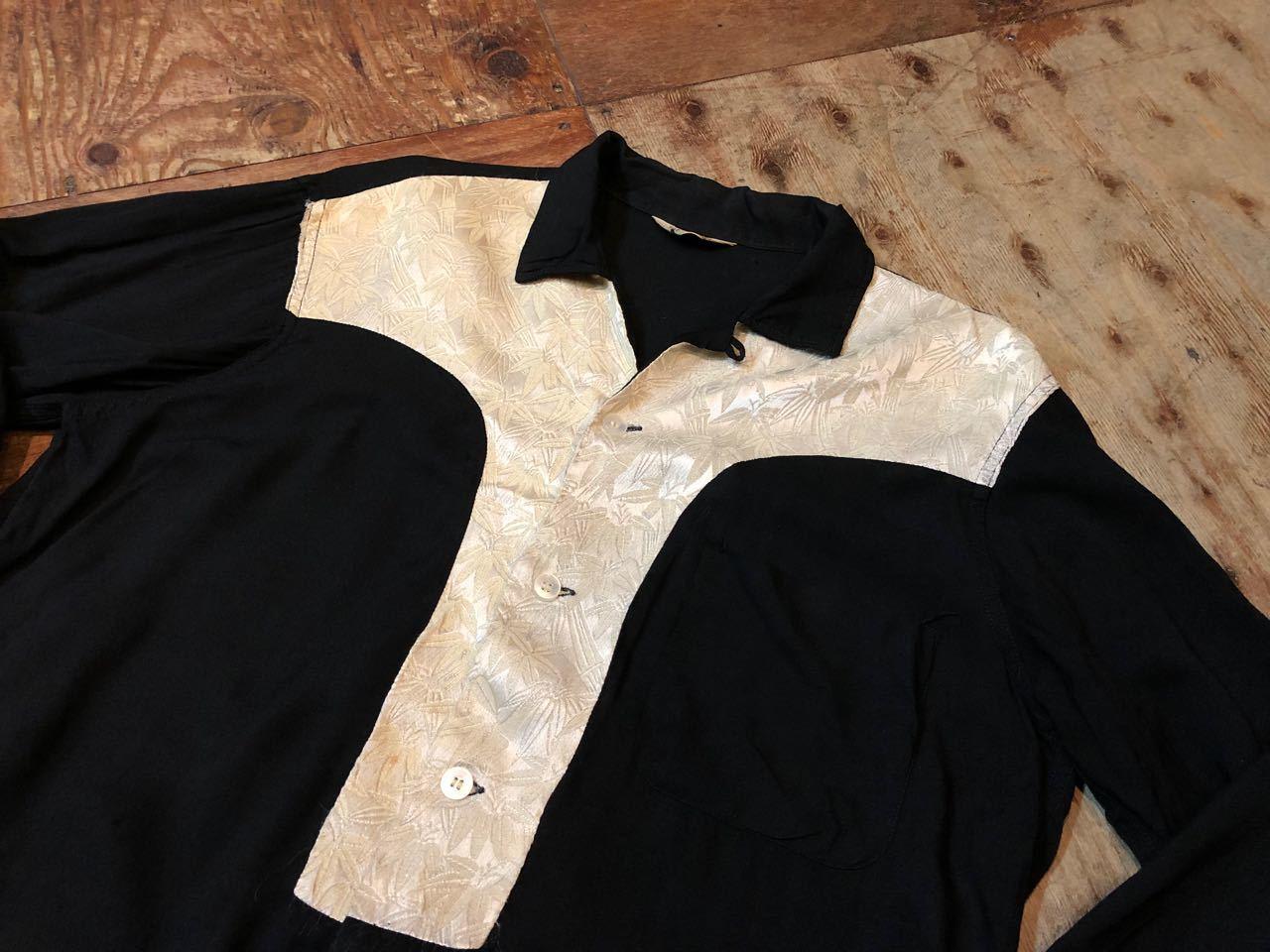 4月13日(土)入荷! 60s RAYON 切り替えシャツ! _c0144020_14013578.jpg