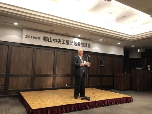 『南東北病院グループ新入職員歓迎会』_f0259324_21544964.jpg