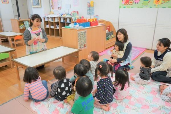保育園 4月お誕生日会_a0166025_14301560.jpg