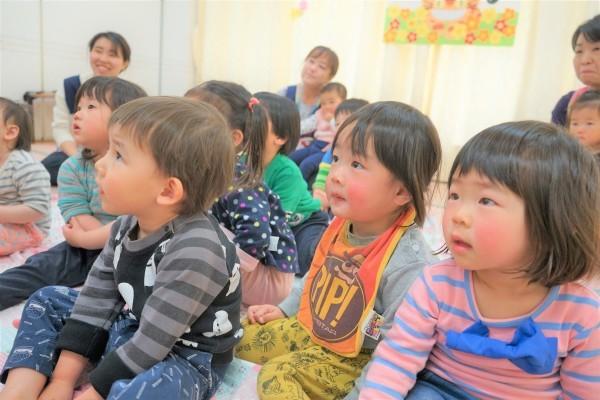 保育園 4月お誕生日会_a0166025_15374652.jpg