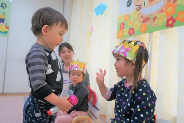 保育園 4月お誕生日会_a0166025_15375163.jpg