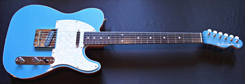 「King Fisher Blue MetaのStandard-T 2S」1本目が完成!_e0053731_16232745.jpg