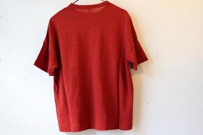 prit リネン天竺クルーネックワイドTシャツ  入荷しました_f0325437_15491481.jpg