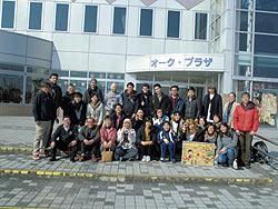 農村体験交流事業報告~東京工業大学留学生~ _d0247345_111529.jpg