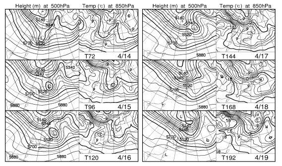 週間予報支援図(2019年4月12日版)+気象庁1ヶ月予報_e0037849_21102137.jpg