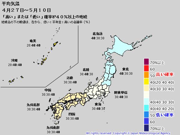 週間予報支援図(2019年4月12日版)+気象庁1ヶ月予報_e0037849_21151202.png