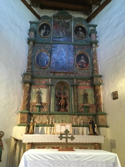 サンタフェへの旅ーアメリカで一番古い教会とお家_e0350971_06523332.jpeg