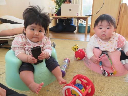 4月 乳児フロア様子_f0327175_13150341.jpg