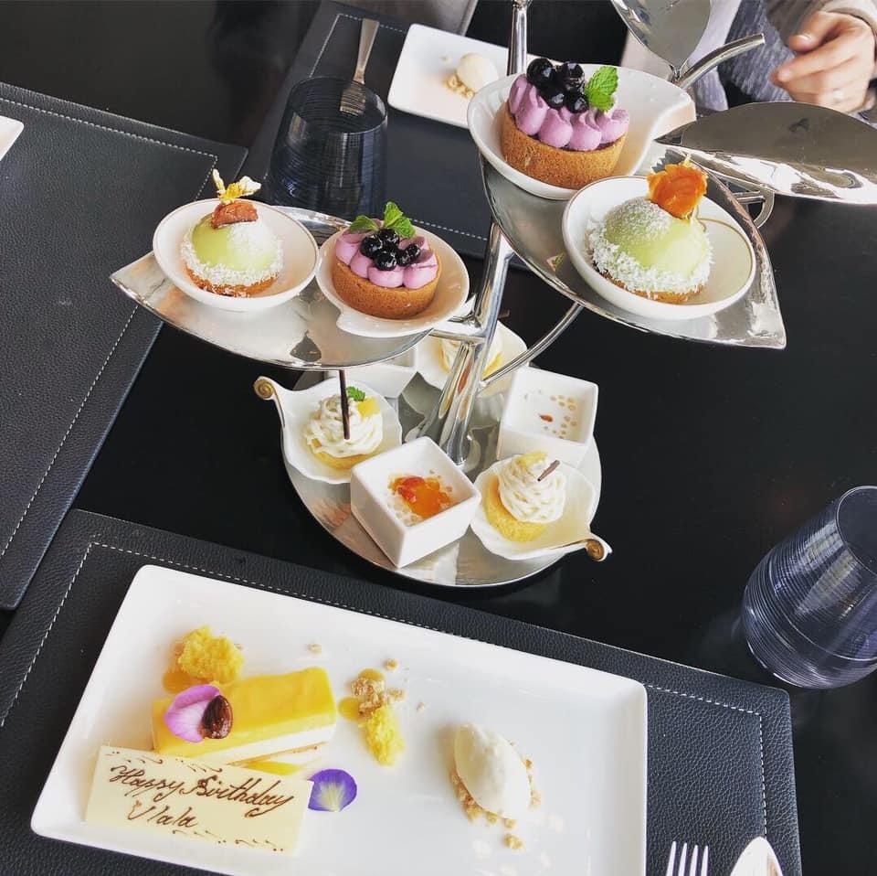 Birthday lunch @ Peninsula_b0195783_17232624.jpg
