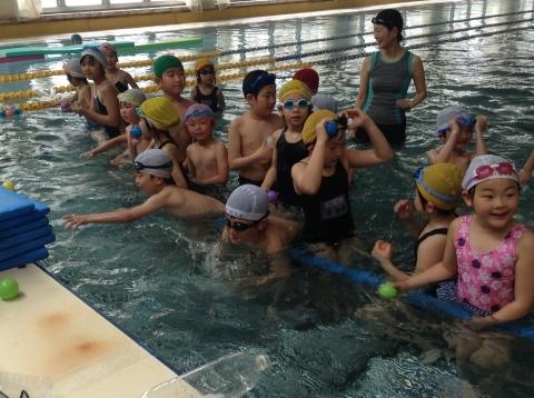 春の短期教室2期  水中祭り❤(ӦvӦ。)_b0286596_12285214.jpg