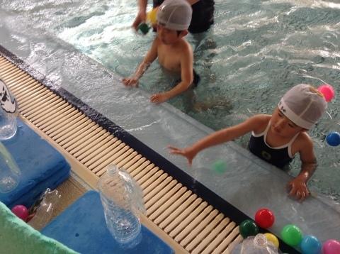 春の短期教室2期  水中祭り❤(ӦvӦ。)_b0286596_12285981.jpg
